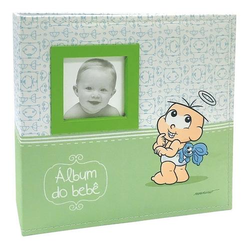 album de foto bebe cebolinha turma monica 200 fotos 10x15