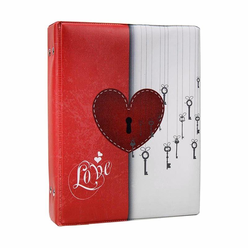 d2748443d2240 Álbum De Fotos 500 Fotos 10x15 Love - R$ 42,90 em Mercado Livre