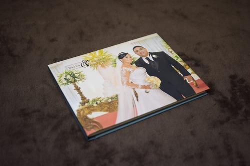 álbum de fotos encadernado 20x30 panorâmico