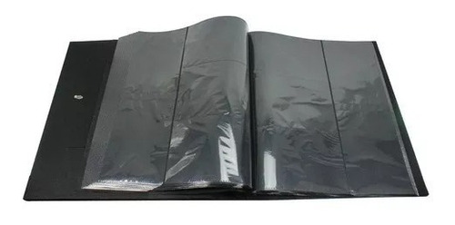 álbum de fotos gigante acabamento em couro p/400 fotos 10x15