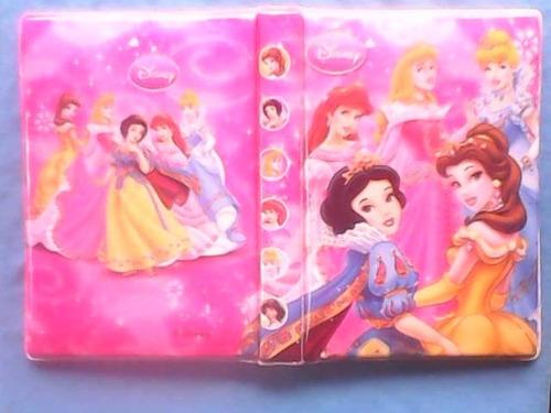 álbum de fotos tamaño postal motivo princesas disney