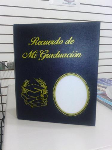 album de graduacion (en percalina)