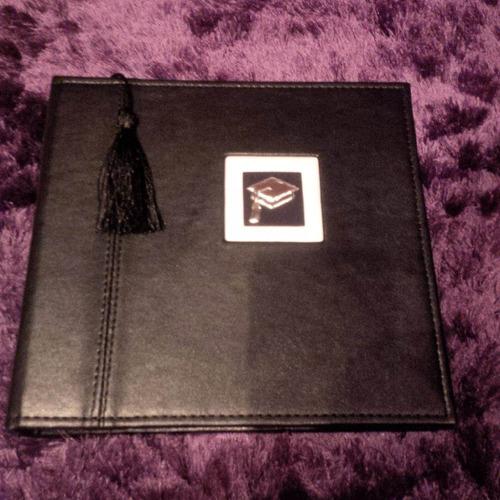 álbum de graduación foto 4 x 6 = 10 x 15 cm   160 fotos