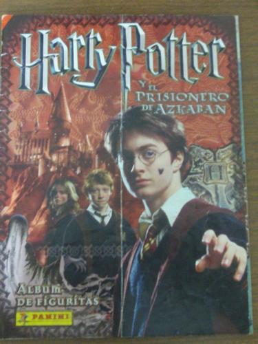album de harry potter y el prisionero de azkaban