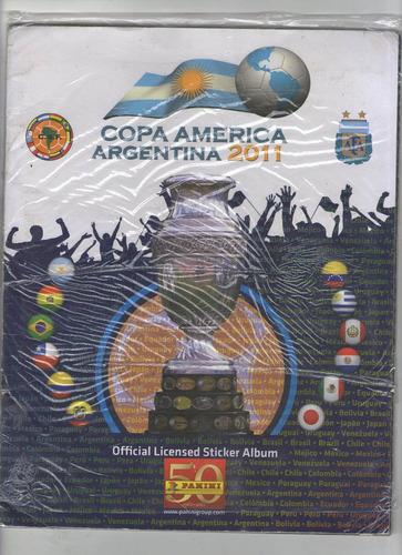 album de la copa america 2011  de panini