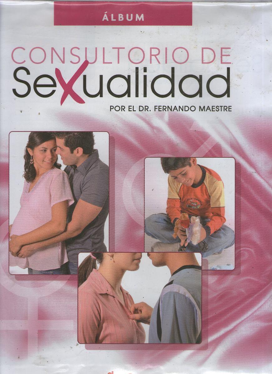 album de laminas consultorio de sexualidad dr. maestre