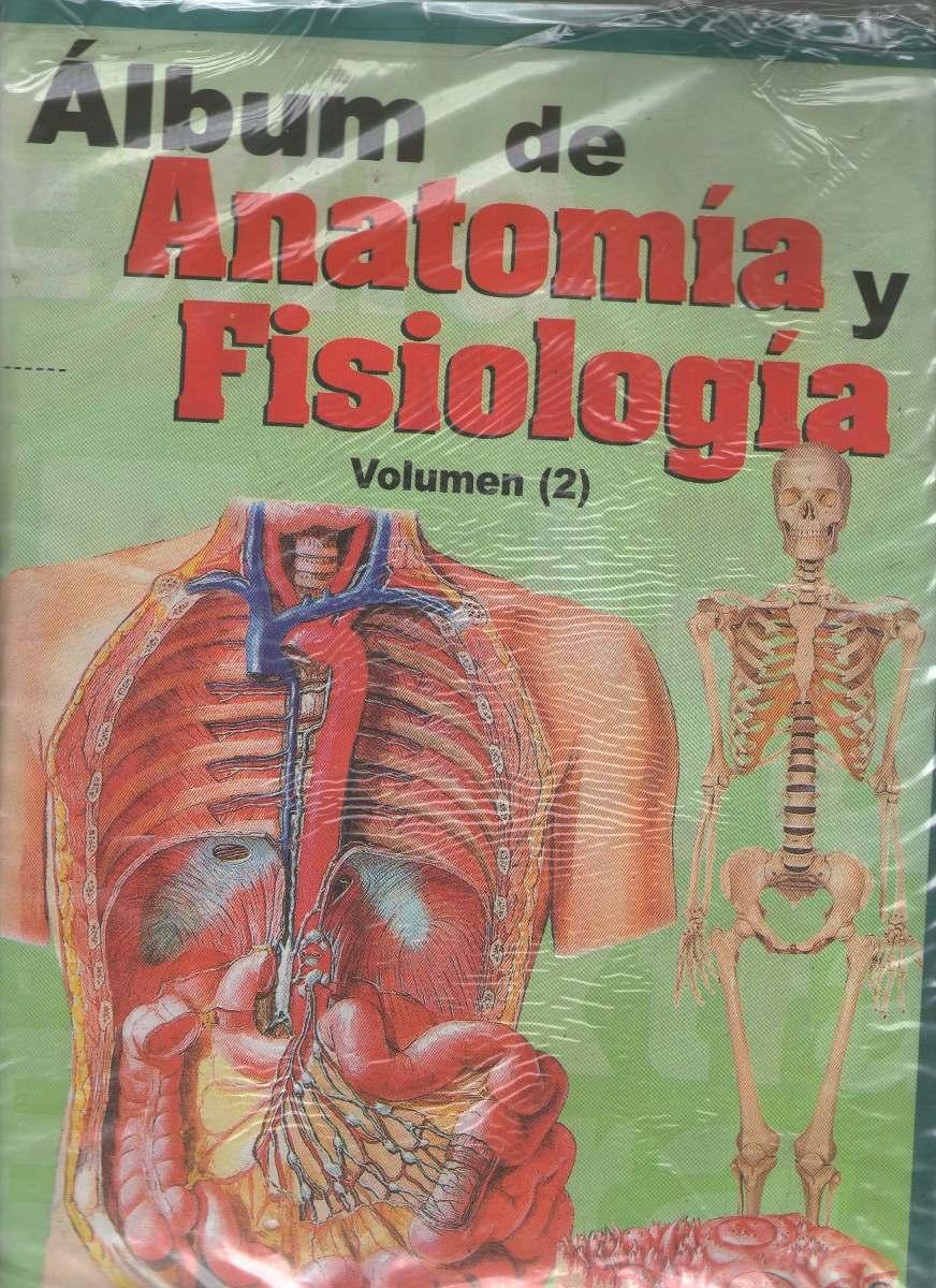 Album De Laminas Educativos Anatomia Y Fisiologia.-diarios - S/ 35 ...