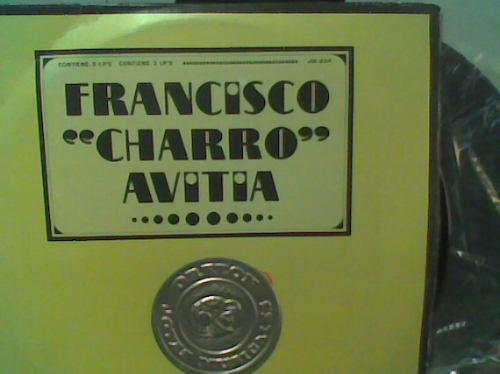 album de oro charro avitia
