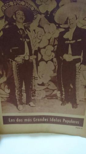 álbum de oro de la canción jorge negrete y pedro infante