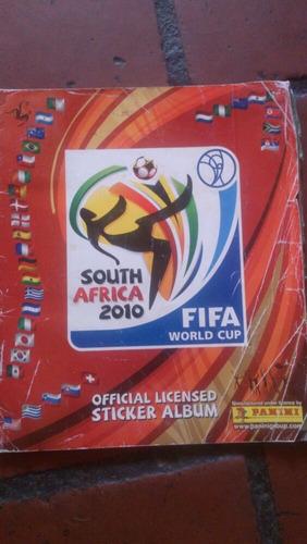 álbum del mundial south áfrica 2010 bs 200.000,00
