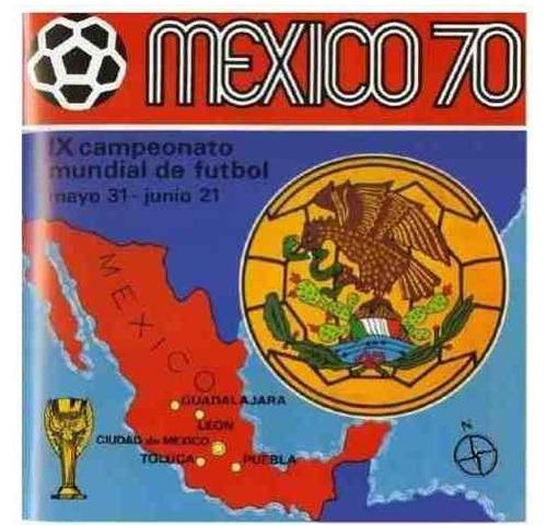 album digital panini - fútbol de méxico 1970 a brasil 2014