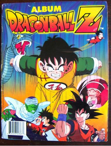 álbum, dragon ball z