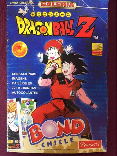 álbum dragon ball z