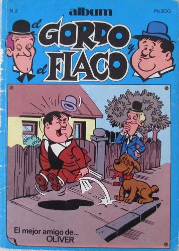 album el gordo y el flaco n° 2 - el mejor amigo de... oliver