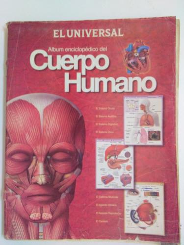 album enciclopedico del cuerpo humano
