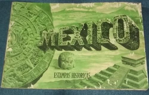 album estampas históricas de méxico completo