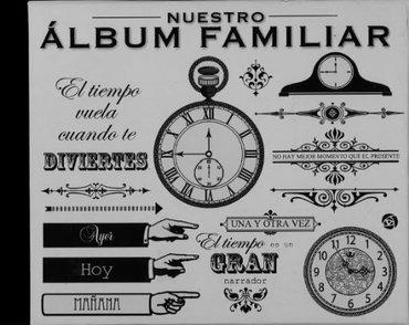 album familiar - autores varios