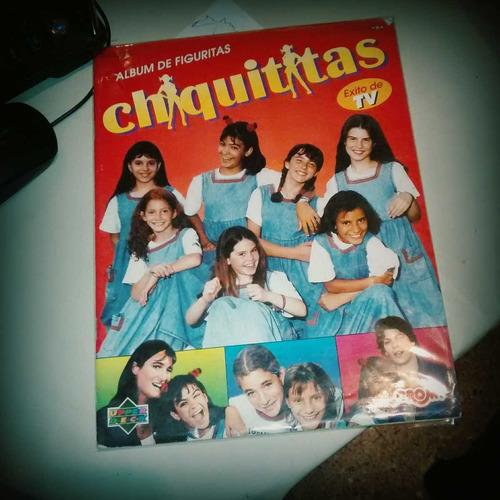 album figuritas chiquititas cromy incompleto retro 1996 rfan