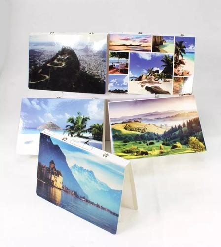 álbum fotográfico 13x18 para foto 60 unidades