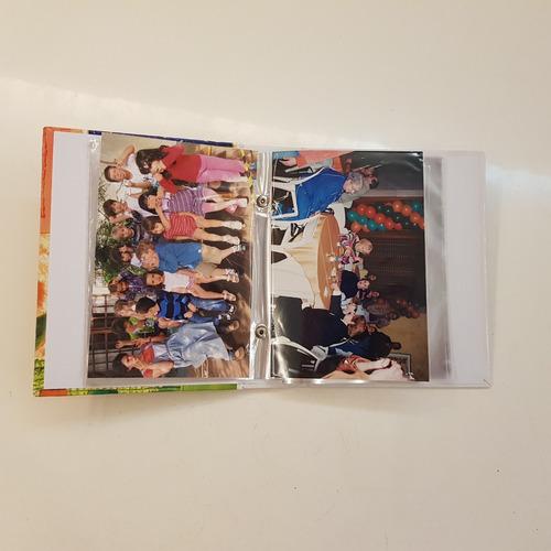álbum fotografico( 4 alb. 10 x15 120 fotos flores) 480 foto