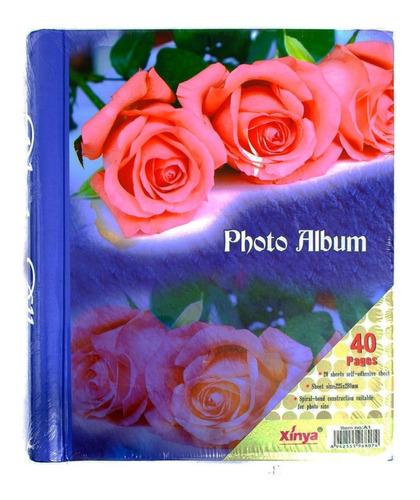 álbum fotográfico familiar, pasta dura, fotografía,importado