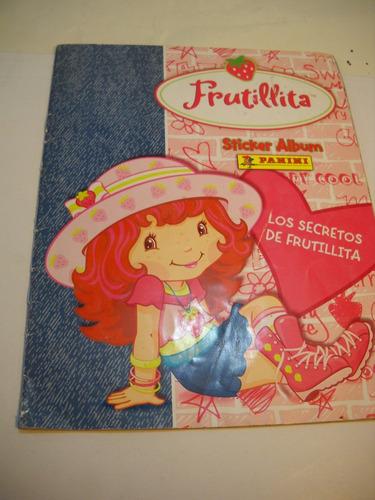 album frutillita 2008
