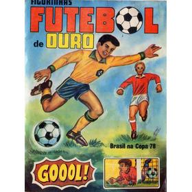 Álbum Futebol De Ouro Cb 1978 Ed Pedro Trotta - Scaner
