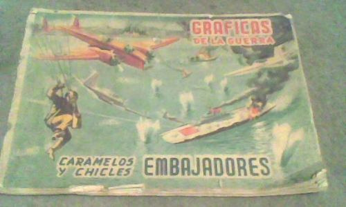 album graficas de la guerra año 1943