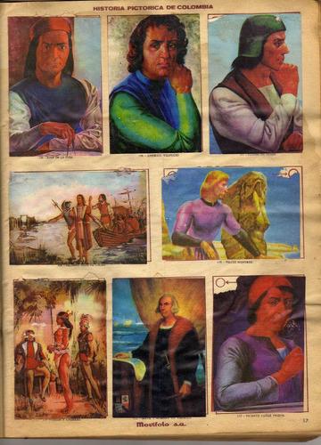album historia pictorica de colombia