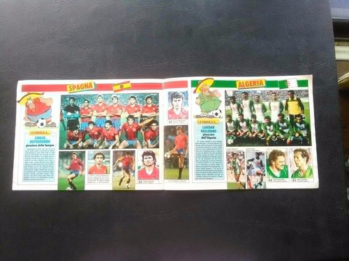 album il giornalino mundial 1986 mexico 86 - 100% completo