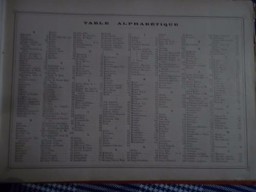 album illustre de timbre - poste  arthur maury