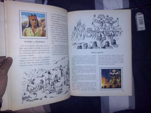 album-libro de oro de estampas n°21 pieles rojas
