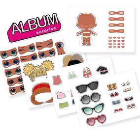 Lol Album Super Recortaamp; Imprimible Original Pega SUMVpzq