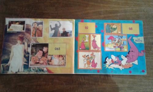 album los picapiedras 1994