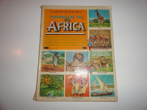 album maravillas de africa completo año 1965