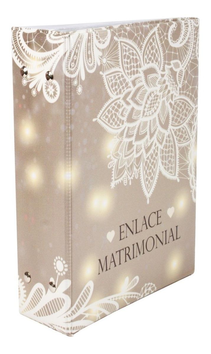 Álbum Matrimonial P/ 500 Fotos 10x15 125562