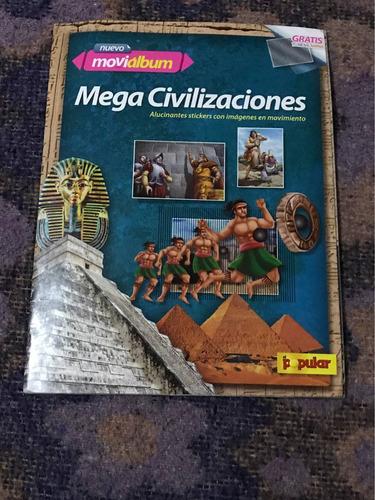 álbum mega civilizaciones