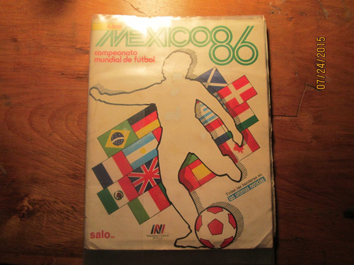 album mexico 1986 salo completo