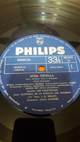 album / misa criolla