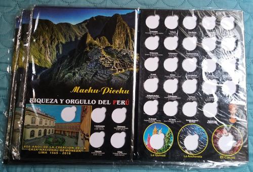 album monedas de colección
