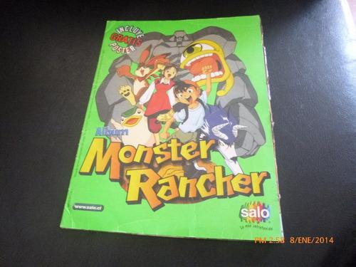 album  monster  rancher salo 2001 (r692