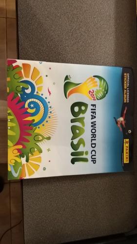 album mundial brasil 2014 panini