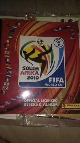 álbum mundial sudáfrica 2010