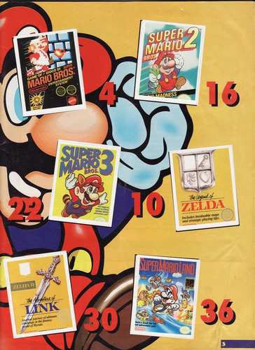 album nitendo officialalbum stickers 1992 en formato pdf