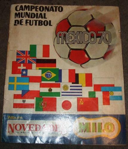 album novedades,milo mexico 70