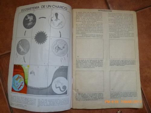 album nuevo fauna y flora de chile  artecrom (r683