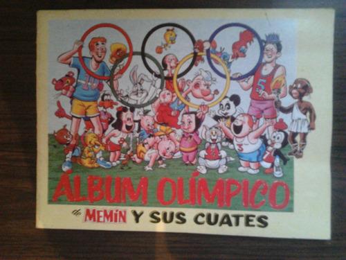 album olimpico de memin y sus cuates