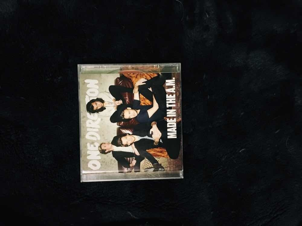 Album One Direction (made In The A m