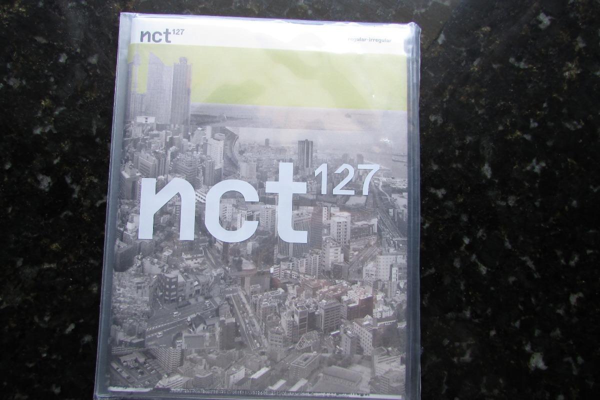 Álbum Original Nct 127 - Regular- Irregular