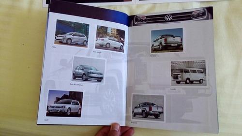 álbum os colecionáveis volkswagen 2013